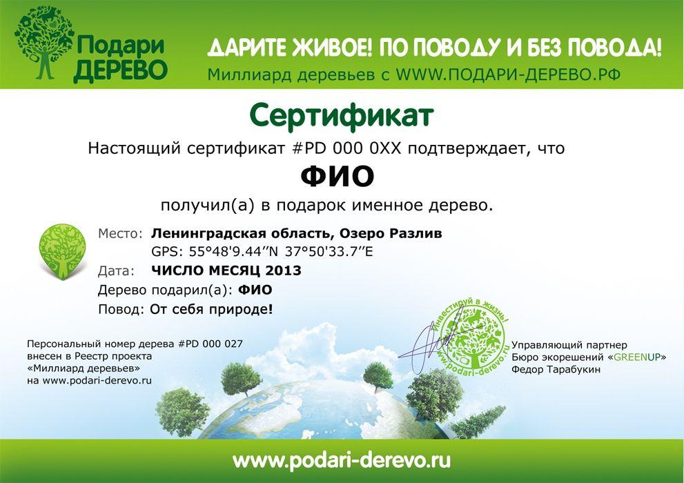 Подари дерево — National Geographic Россия: красота мира в каждом кадре